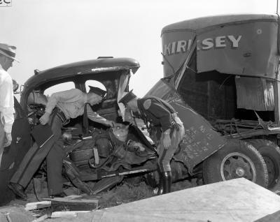Accident, U.S. 16 at East Beltline