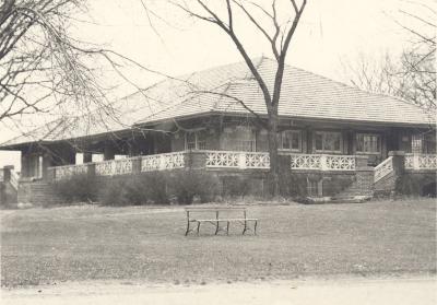 John Ball Park Pavilion