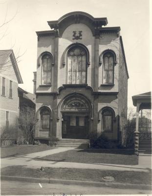 West Side Ladies Literary Club House