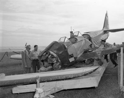 Accident - Airplane, Kent County Airport