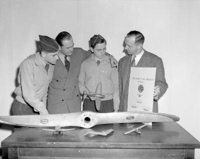 Air Scouts, Wurzburg Workshop