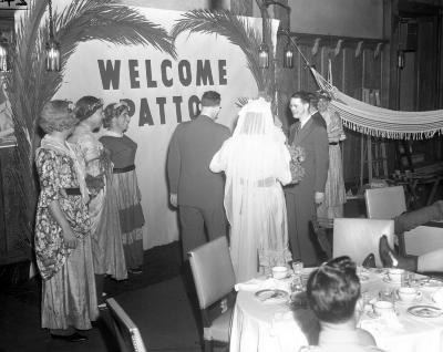 Advertising Club Mock Wedding