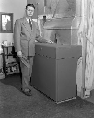 Air Conditioning Unit, Patton's Photo Store