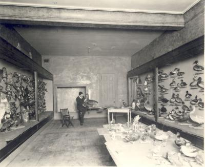 Grand Rapids Public Museum, Interior