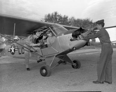 Airport, U.S. Flight Training Program
