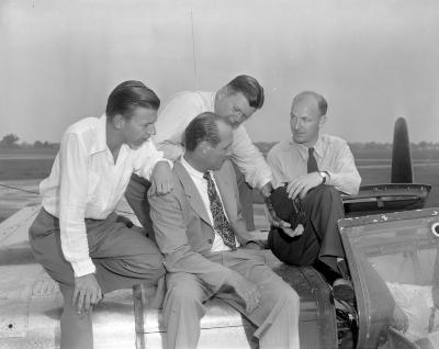Airport, Bill Odam, Hough, Lear