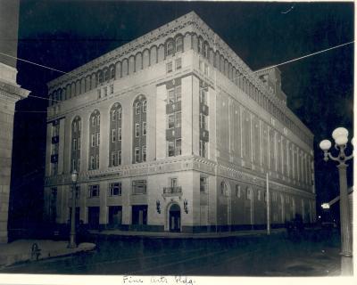 Exhibitor's Building