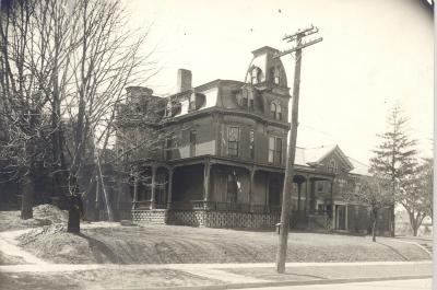 Clark Home for Aged