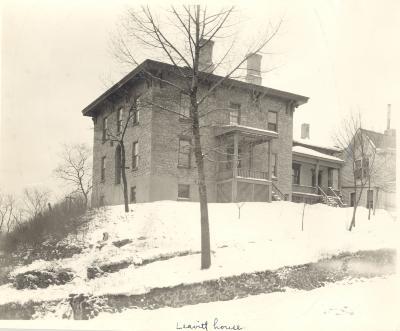 Leavitt House