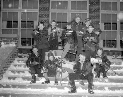 Alger School, Boy Scout