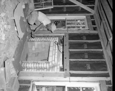 Albert Builders, new house