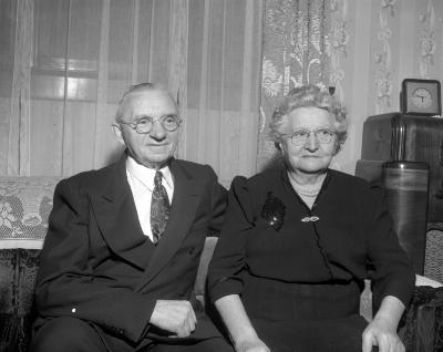 Mr. and Mrs. Aldering
