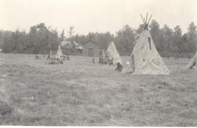 Campau Centennial Celebration.