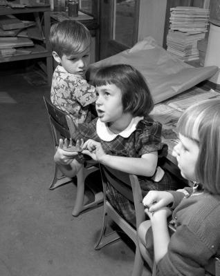Alger School, Kindergarten