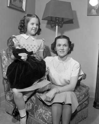 Allen, Mrs. Martin J.