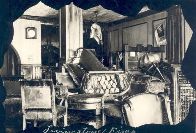 Livingston Hotel, Interior