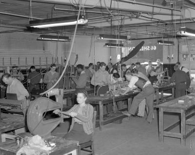 American Aircraft Trade School, School