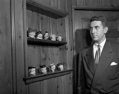 Alfenito, Dr. Toby, Mug Collection