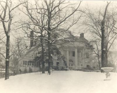 Dudley Waters' home.