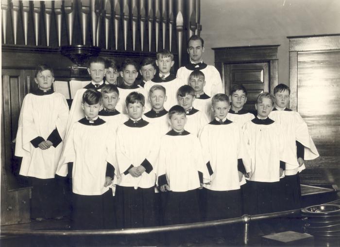 East Congregational Church Boy's