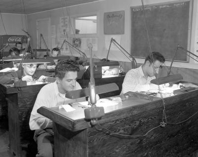American Institute of Watch Repair, Classroom