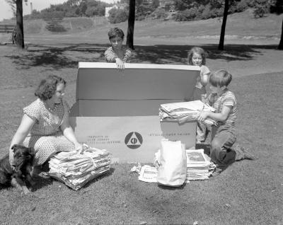 American Box Board Company, Kids packing