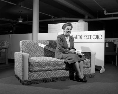 American Auto Felt Company, Sofa
