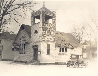 Lake Drive Baptist Church