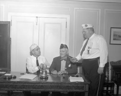 American Legion, Convention officers