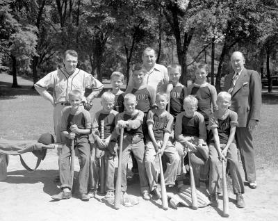 American Legion, Junior baseball team