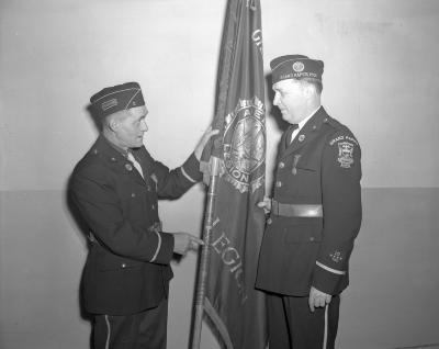 American Legion, Flag--Carl Johnson Post