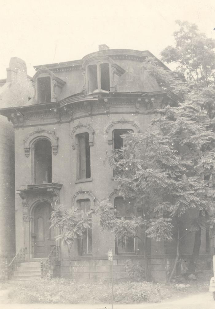 James Lowe House.