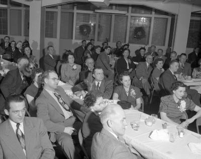 American Seating Company, Senate Christmas Party