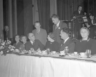 American Vocational Association Banquet