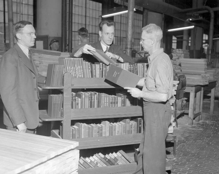 American Seating Company, Library