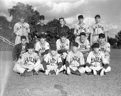 American Seating Company, Baseball Team--Seaters