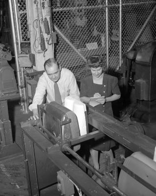 American Seating Company, Research Laboratory