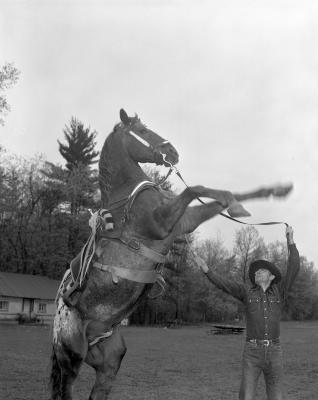 Anderson's Trick Horse and Dude Ranch