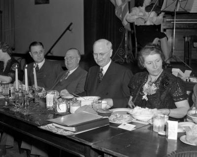 Anti Tuberculosis Society, Banquet