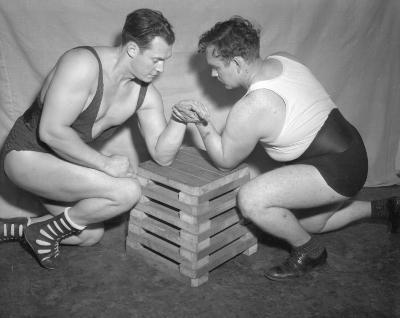Ansorge, Harold, exercises