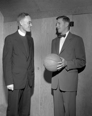 Aquinas College, Basketball coach