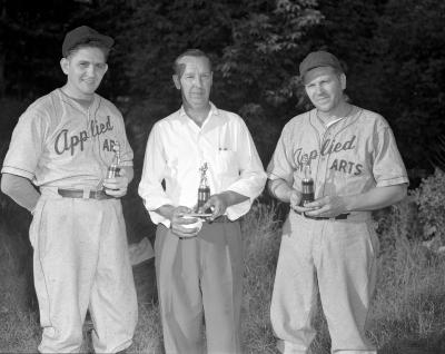 Applied Arts Corporation and Consumers Power, baseball team