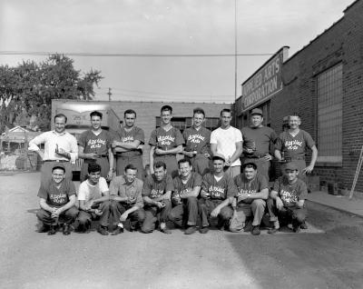 Applied Arts Corporation, softball team