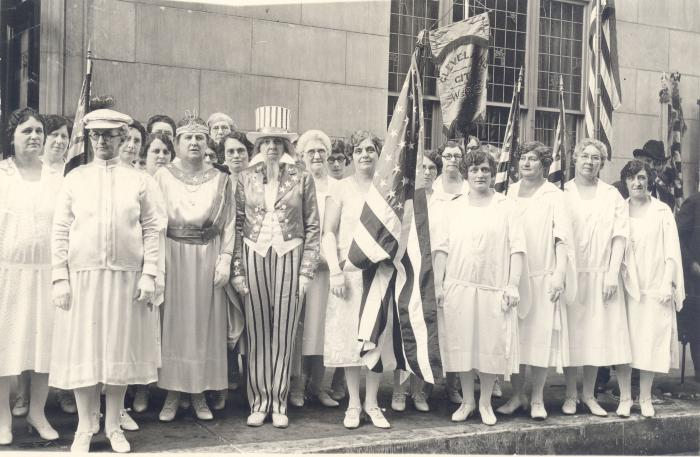 Women's Relief Corps Convention.