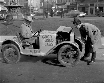 Austin Automobile [not Grand Rapids Austin]