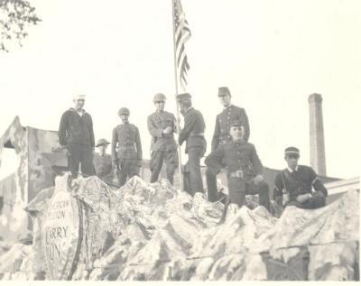 American Legion Float