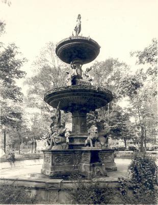 Fulton Park Fountain