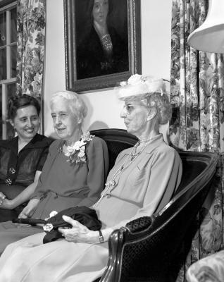 Baker, Mrs. and Thompson, Mrs.