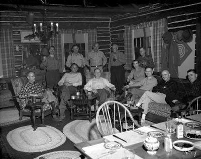 Baldwin, Lodge photos, hunting