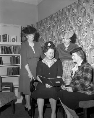 Baraga Library, Catholic Daughters of America